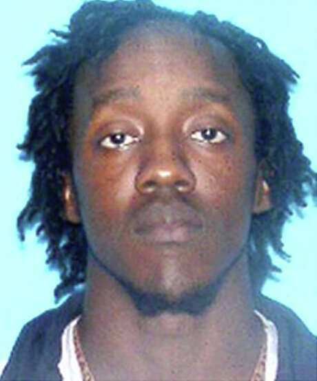In this undated photo released by the FDLE Missing Children, Janus Saintil is shown in a booking photo. A 1-month-old baby was found dead Friday, June 1, 2012, in the trunk of a car in Florida, and the boy's father, Janus Saintil, 24, has been taken into custody, police said. (AP Photo/FDLE Missing Children) / FDLE Missing Children