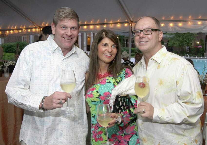 Were you Seen at Saratoga Partners Boogie Off Broadway, a benefit for the Double H Ranch, on Friday,