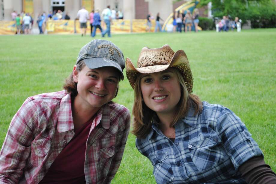 Were you Seen at the Zac Brown Band concert that opened SPAC's summer season on Friday, June 1, 2012? Photo: Tim Eason