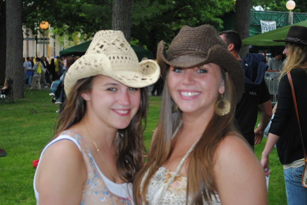 Were you Seen at the Zac Brown Band concert that opened SPAC's summer season on Friday, June 1, 2012?