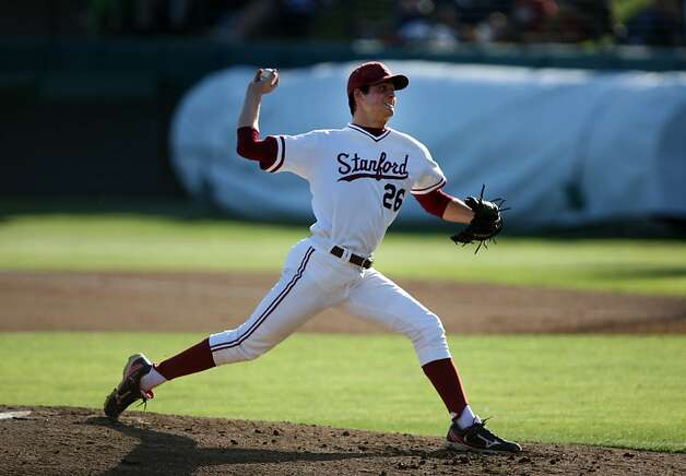 Stanford met Fresno at Sunken Diamond on Friday for the NCAA Regional. Photo: Kevin Johnson, The Chronicle