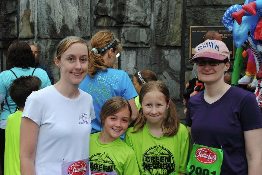 Were you Seen at the Freihofer's Run for Women Saturday, June 2, 2012