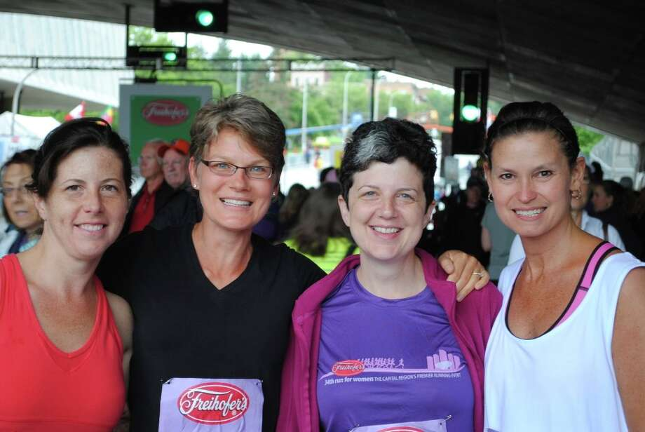 Were you Seen at the Freihofer's Run for Women Saturday, June 2, 2012 Photo: Tim Eason