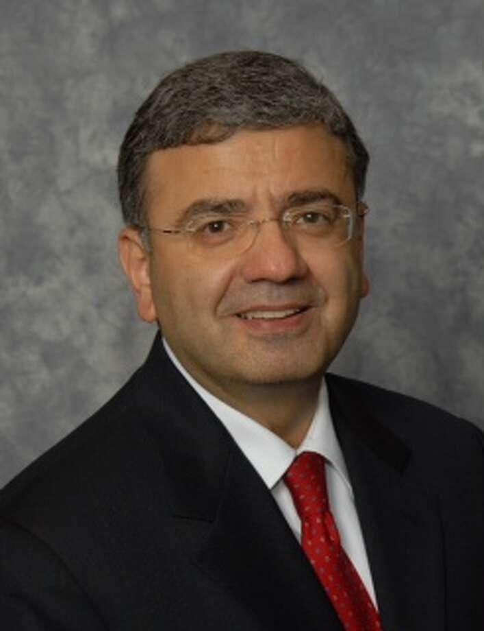 Dr. William Zoghbi, director of the cardiovascular imaging institute at Methodist Hospital, was recently named president of the American College of Cardiology. (Photo by The Methodist Hospital) /  The Methodist Hospital