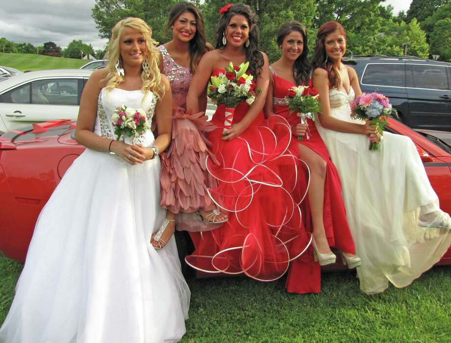 Were you seen Saturday, June 2, at Frear Park for the 2012 Troy High School senior prom photo session? Photo: Anne-Marie Sheehan