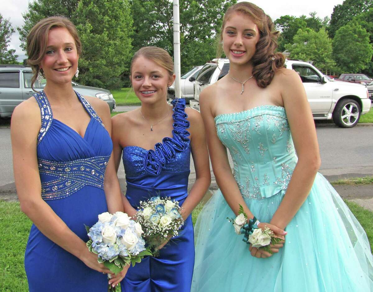 Were you seen Saturday, June 2, at Frear Park for the 2012 Troy High School senior prom photo session?