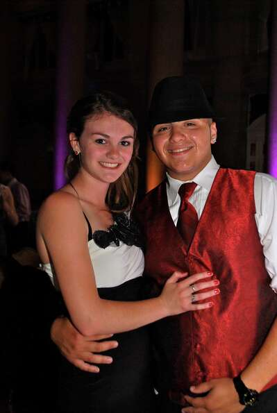 Were you Seen at the Bethlehem Central High School Senior Ball at the Hall of Springs in Saratoga on