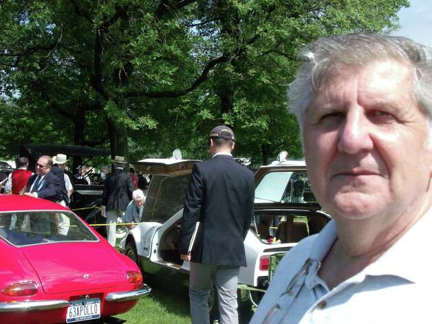 Were you seen at the Greenwich Concours d'Elegance June 2, 2012? Photo: Todd Tracy / Greenwich Time
