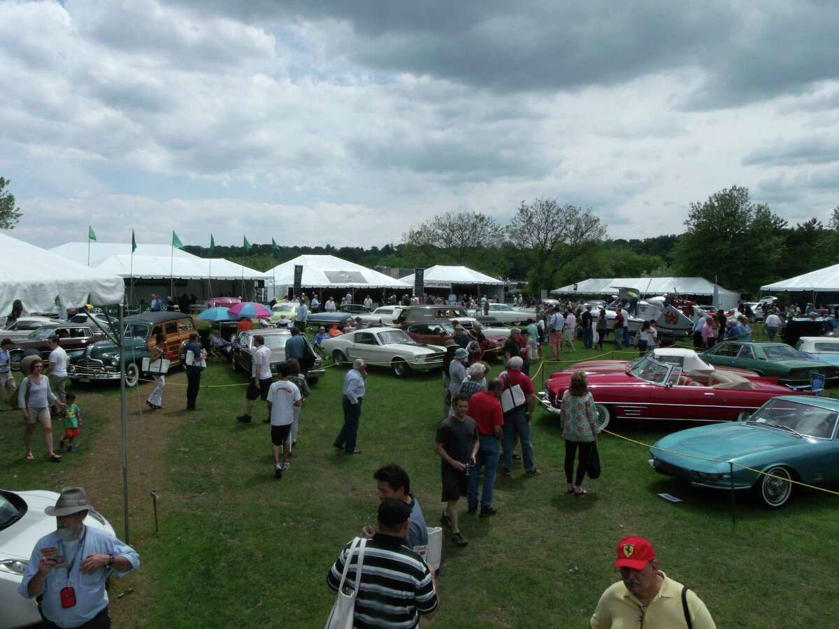 Were you seen at the Greenwich Concours d'Elegance June 2, 2012?