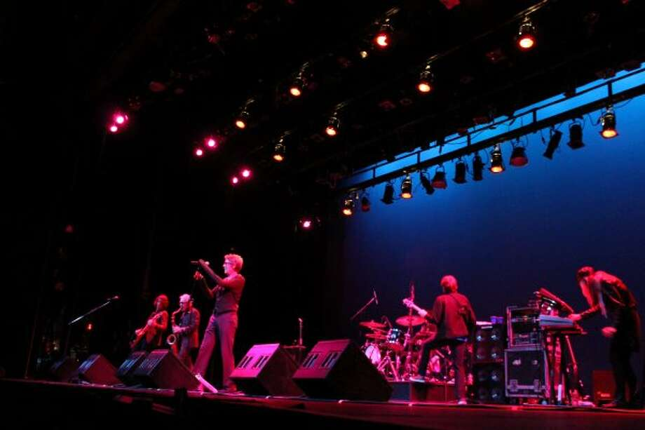 The Psychedelic Furs perform at The Egg in Albany on June 2, 2012. (Michael Janairo / Times Union)