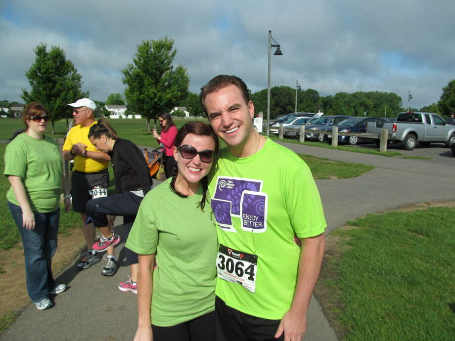 Were you Seen at the Shack Attack 5K Run/Walk to benefit the American Cancer Society's Hope Club at The Crossings in Colonie on Sunday, June 3, 2012? Photo: Kristi Gustafson Barlette/Times Union