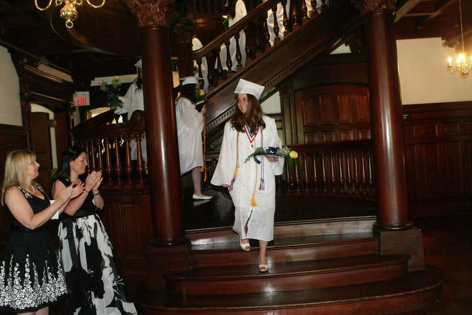 Lauralton Hall holds commencement exercises on Sunday, June 3, 2012 in Milford, Conn. Photo: B.K. Angeletti / Connecticut Post