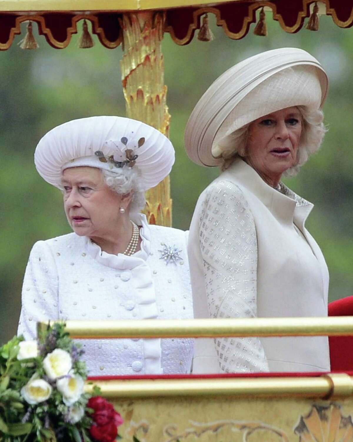 Official photographs released for The Queens 90th