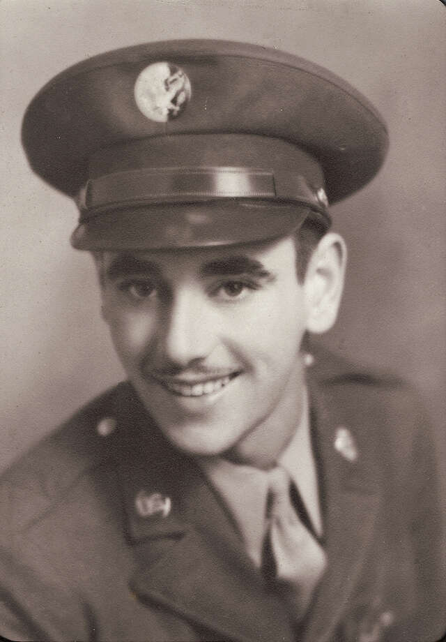 Mario DeCarlo enlisted in the U.S. Army in 1943 at age 18. DeCarlo was recently honored with UNICO s Giuseppe Garibaldi award, the Italian-American service organization s highest honor. Photo: Contributed Photo