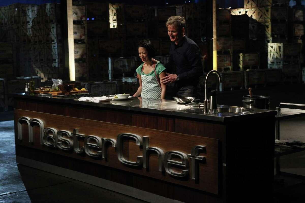 Christine Ha of Houston is competing on season 3 of Fox's