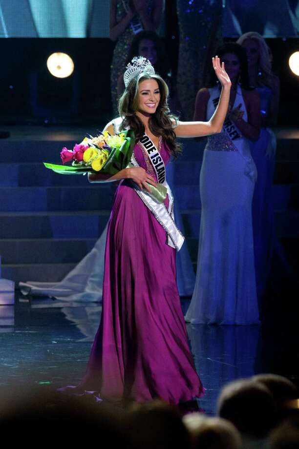 Miss Rhode Island USA 2012, Olivia Culpo, of Cranston, is crowned Miss USA® 2012 at the conclusion of the LIVE NBC broadcast of the 2012 MISS USA® Competition from the Planet Hollywood Resort & Casino Theatre for the Performing Arts, in Las Vegas, Nevada on Sunday, June 3, 2012. She will spend her year-long reign making special appearances on behalf of the Miss Universe Organization and will work to raise awareness and funding for breast and ovarian cancer.
