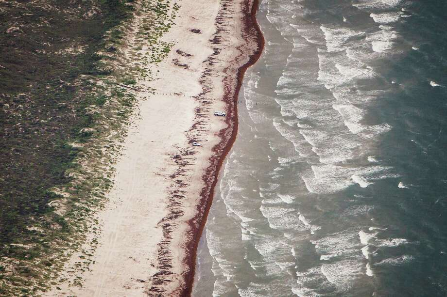 Having over 70-miles and one of the longest stretches of undeveloped barrier island in the world, Padre Island National Seashore has often been a corridor for drug trafficking and illegal immigration. Photo: Michael Paulsen, Houston Chronicle / © 2012 Houston Chronicle