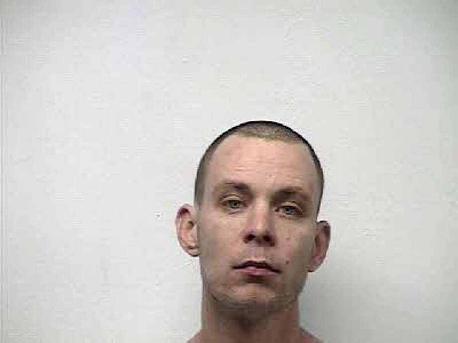 Hardin County's Most Wanted, June 4, 2012: Christopher Cleveland Cady, W/M, 31 years of age, Last Known Address: 520 Kirby, Silsbee, Texas, Wanted for Unlawful Possession of a Firearm by a Felon - Probation Revocation Photo: Hardin County Sheriff's Office, HCN_Wanted June 4