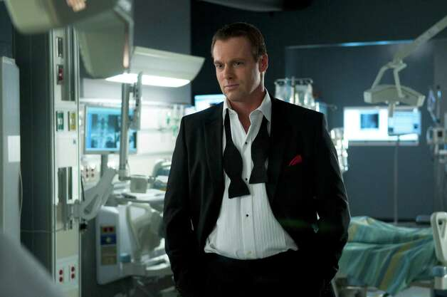 "Charlie (Michael Shanks) has an extended out-of-body experience on ""Saving Hope."" Photo: NBC / 2012 NBCUniversal Media, LLC"