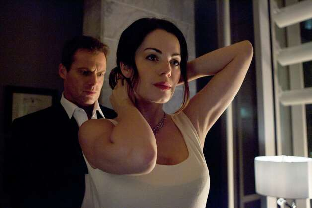 "Charlie (Michael Shanks) and his fiancée, Alex (Erica Durance are involved in a car accident on their way to get married in the ""Saving Hope"" pilot. Photo: NBC / 2012  NBCUniversal Media, LLC"