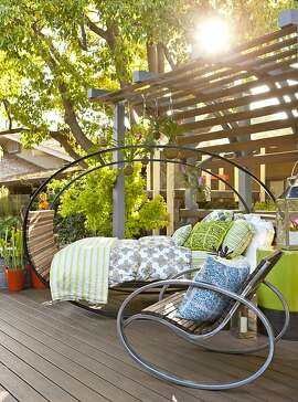 Sunset's Ultimate Outdoor Living Room and House Arc
