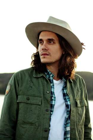 "John Mayer's new CD is ""Born and Raised."" Photo: Gari Lamar Askew"
