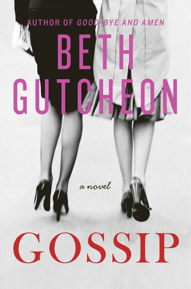 """Beth Gutcheon will be talking about her new Manhattan-set novel """"Gossip"""" at a """"Summer Reads Luncheon"""" sponsored by R,J. Julia Booksellers in Madison on June 14. Photo: Contributed Photo"""