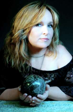Nashville singer-songwriter Gretchen Peters will do a song swap with Ed Jurdi Wednesday at Gruene Hall. Courtesy Shorefire Media Photo: Courtesy ShoreFire Media