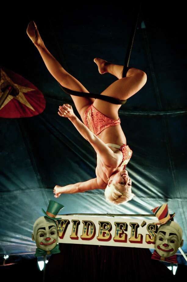 Circus Svidbel returns to New Canaan June 29 and 30, 2012. Photo courtesy of Stephanie Georgia. New Canaan, Conn. Photo: Contributed Photo