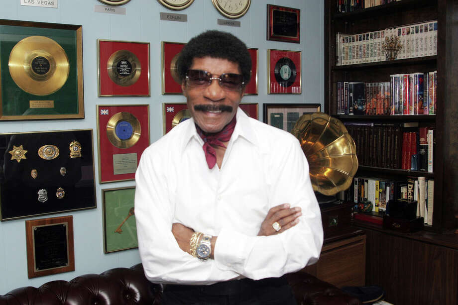 """This undated image released by Balboni Communications Group LLC shows Rock and Roll Hall of Fame legend, founder and naming member of The Platters Herb Reed at his home in Arlington, Mass. Reed, the last surviving original member of the 1950s vocal group the Platters, died Monday, June 4, 2012, in a Boston area hospice after a period of declining health. He was 83. Reed sang bass on the group's four No. 1 hits, including """"The Great Pretender,"""" """"My Prayer,"""" """"Twilight Time"""" and """"Smoke Gets in Your Eyes."""" Photo: AP"""