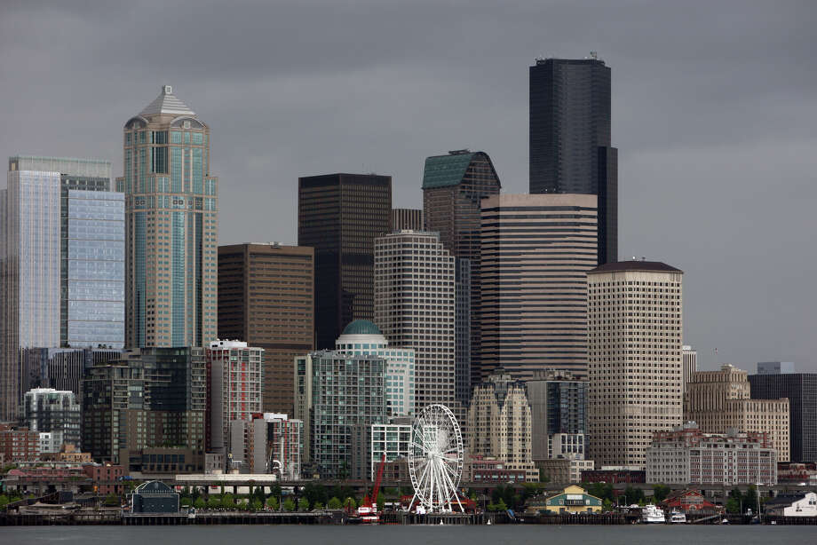 1. Seattle: 5.4 percent net absorption as percent of inventory in 2012, with a vacancy rate of 14 percent and a 0.6 percent increase in rent from 2011. Photo: JOSHUA TRUJILLO / SEATTLEPI.COM