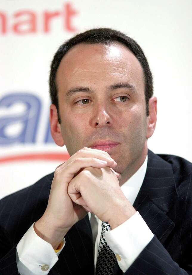 Edward Lampert is the founder of ESL investments, a hedge fund with offices on Greenwich Avenue, and chairman of Sears Holdings Corp. through his fund's controlling investment in the retail chain's parent company. Photo: Contributed Photo, ST / Greenwich Time Contributed