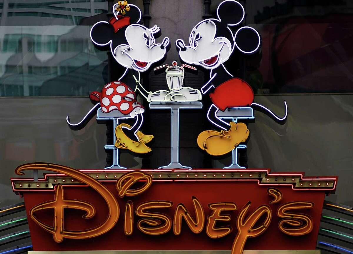 Disney unveils