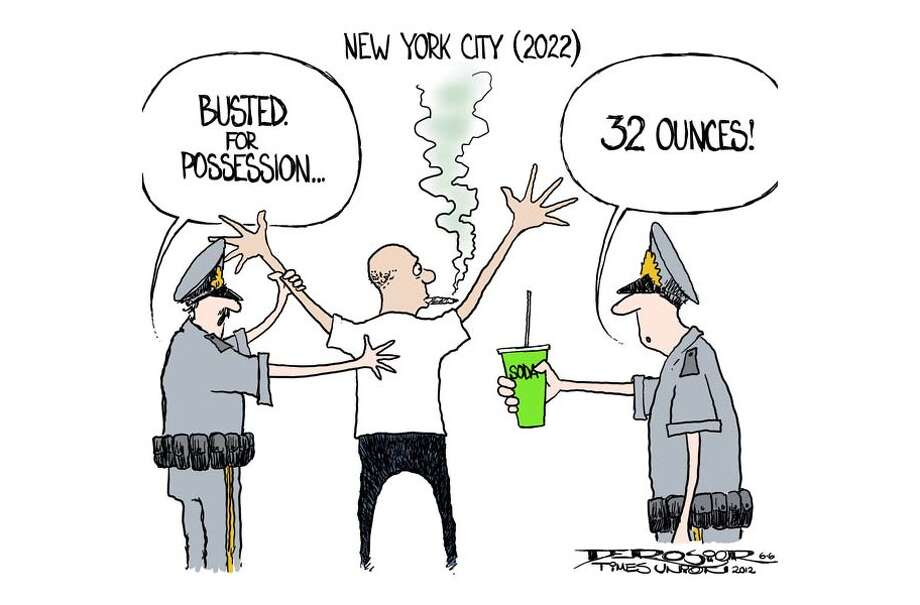 Andrew Cuomo supports changes in marijuana possession laws. Photo: John De Rosier