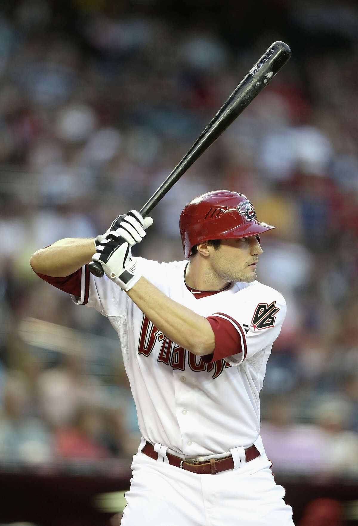 A.J. Pollock was born in Hebron. He begins 2016 on the disabled list with the Arizona Diamondbacks outfield.