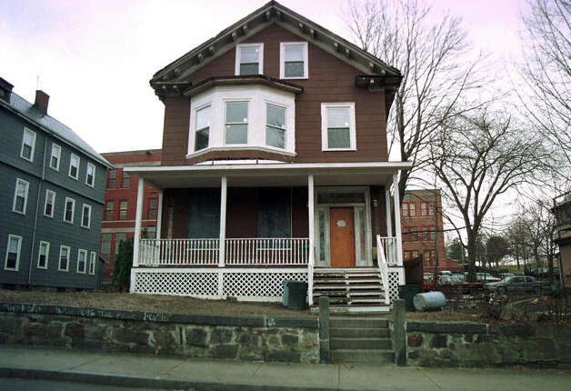 This March 10, 1998, file photo shows the house where slain African-American leader Malcolm X spent part of his childhood, in the Roxbury section of Boston. Photo: Associated Press File Photo