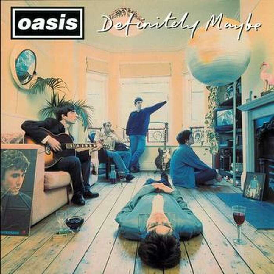 Oasis, 'Definitely Maybe' (1994): Cribbing liberally from rock's greats these British numbskulls managed to come up with a confident album to make their heroes proud.