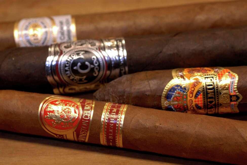 BEST CIGAR SHOP: Habana Premium Cigar Shoppe, various locations. (Times Union archive)