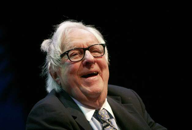 Writer Ray Bradbury delivers a lecture at the 12th Annual L.A. Times Festival of Books at Royce Hall on the U.C.L.A. campus on April 28, 2007 in Los Angeles, California. It was reported on June 6, 2012 that science-fiction author Ray Bradbury has died at 91 in Los Angeles. Photo: Charley Gallay, Getty Images / 2007 Getty Images