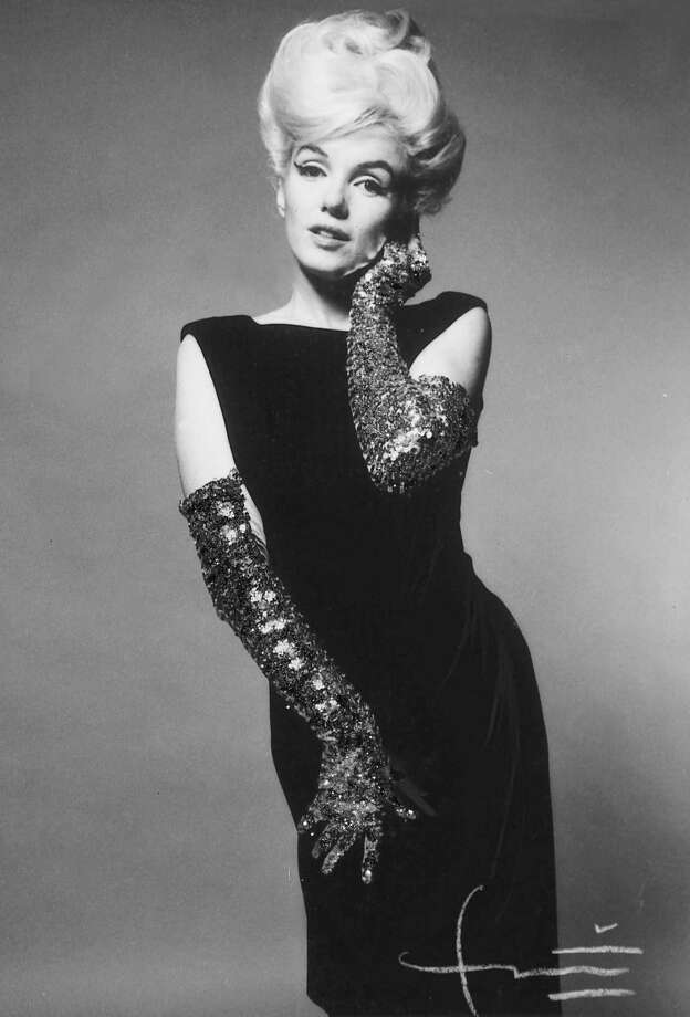 A collection of Marilyn Monroe photographs taken by legendary Hollywood photographer Bert Stern will be featued in a three-day exhibit Friday through Sunday, June 8-10, at Sono Studios in Norwalk. Photo: Contributed Photo / Connecticut Post Contributed