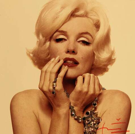 A collection of Marilyn Monroe photographs taken by legendary Hollywood photographer Bert Stern will be featued in a three-day exhibit Friday through Sunday, June 8-10, in Norwalk. Photo: Contributed Photo / Connecticut Post Contributed