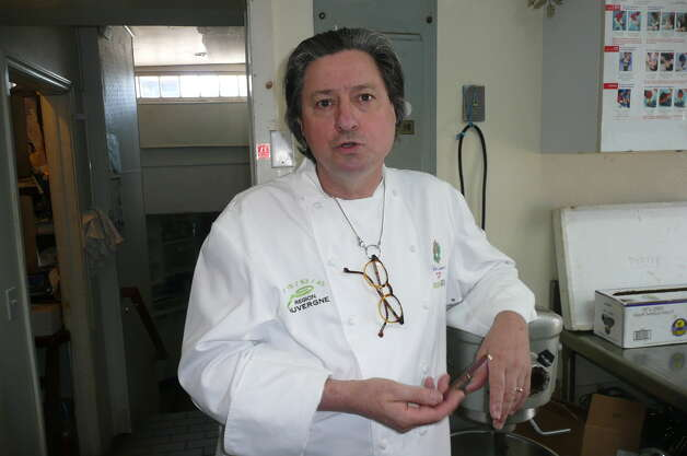 "The Citizen recently spent ""A Day in the Life of French Chef Jean-Louis Gerin"" in his Greenwich Restaurant Jean-Louis. Photo: Anne W. Semmes"