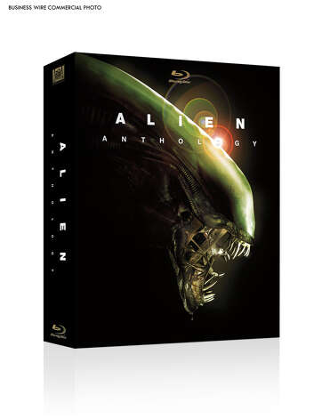 Alien Anthology on Blu-ray October 26 (Photo: Business Wire)