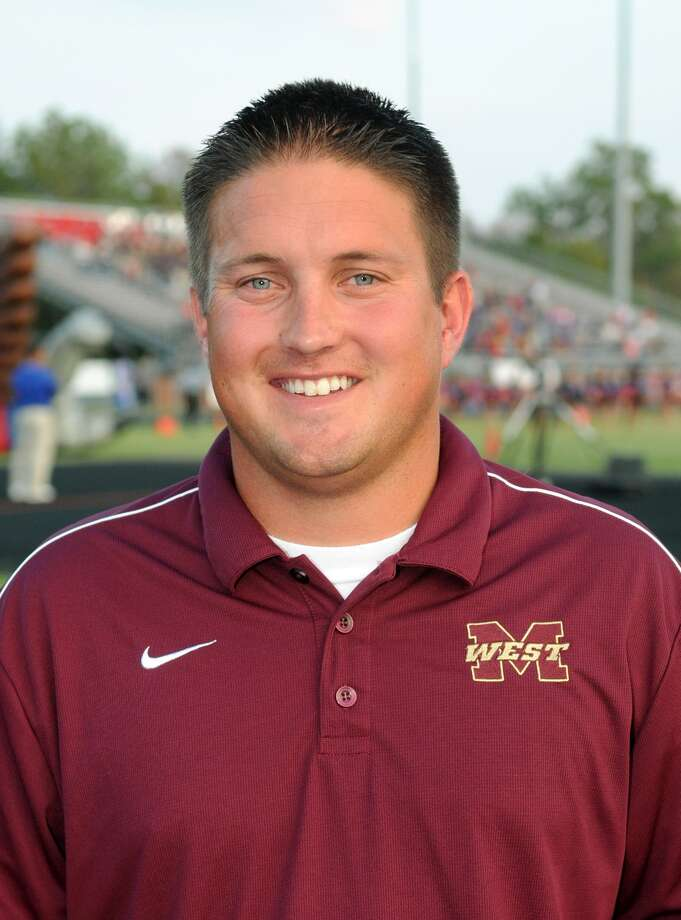Magnolia West Head Football Coach Shawn Bell Photo: Jerry Baker / Freelance