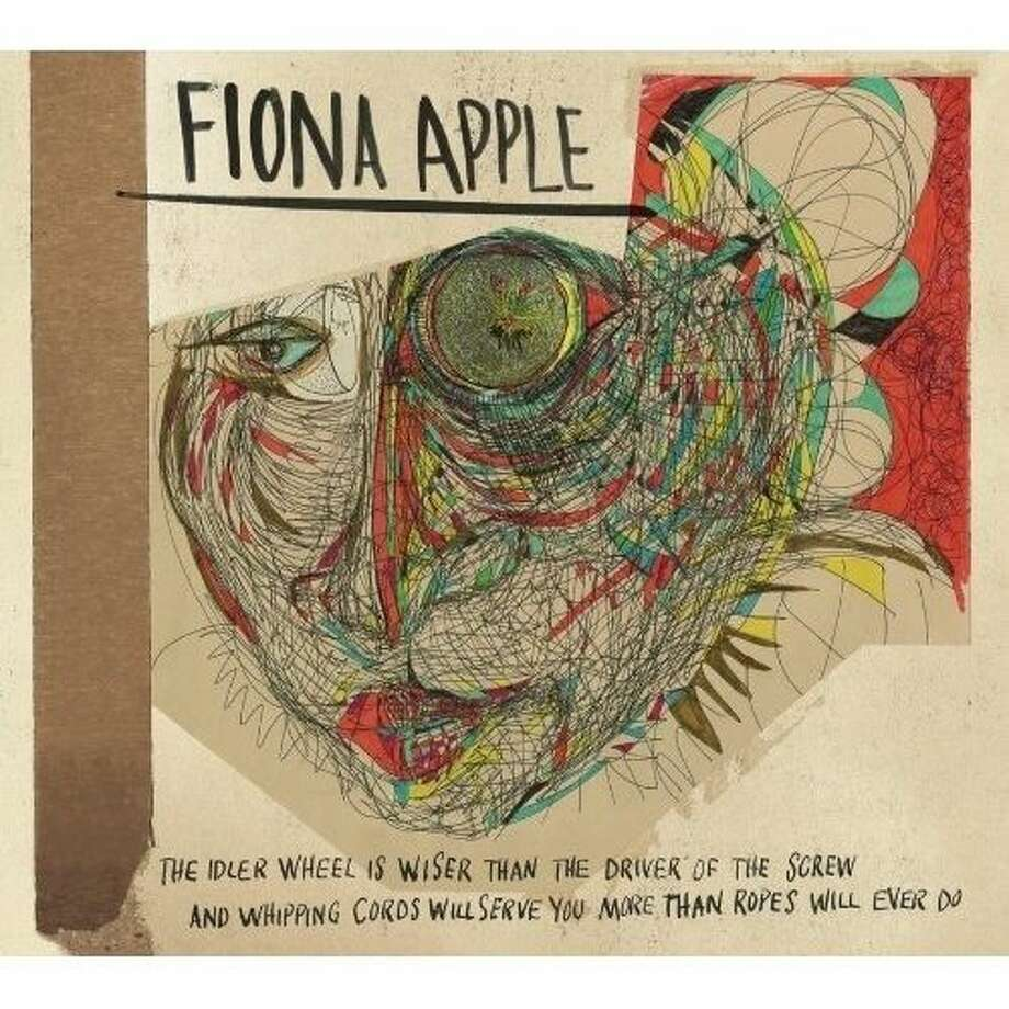 "CD cover of Fiona Apple's ""The Idler Wheel ..."" Photo: Sony"