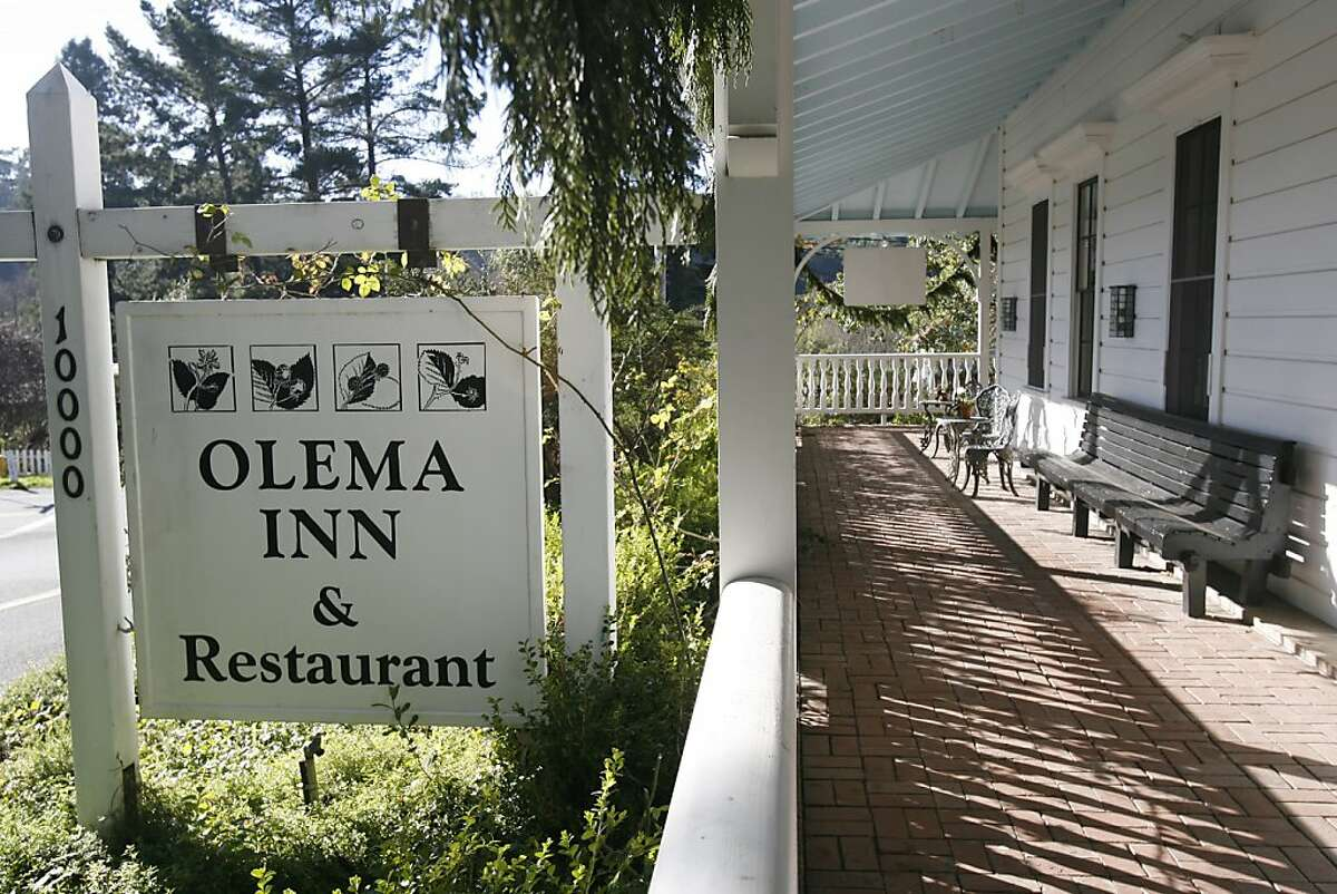 Daniel DeLong and Margaret Grade of Manka's in Inverness have taken over the Olema Inn and plan to re-open it in August.