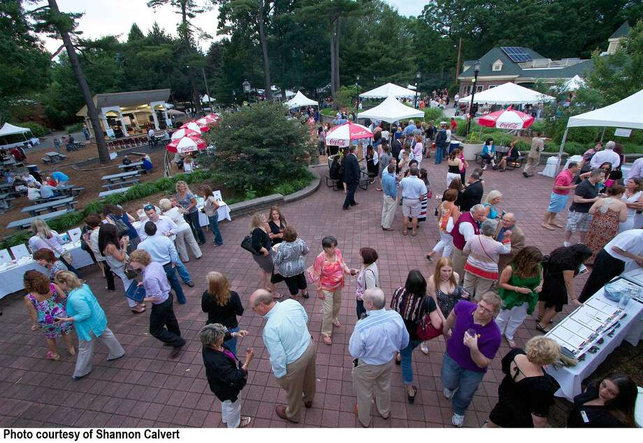 The Wild Wine, Beer, and Food Safari fundraiser was held June 2 at Connecticut's Beardsley Zoo. Photo: Contributed Photo, Contributed Photo / Connecticut Post