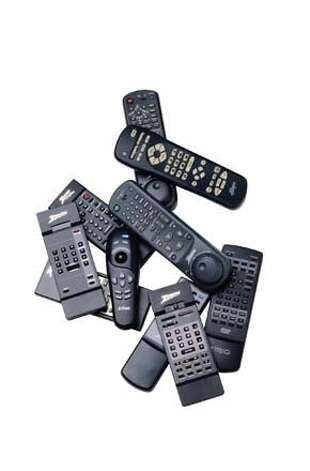 stock art of remote controls  4.1.1 Photo: Handout
