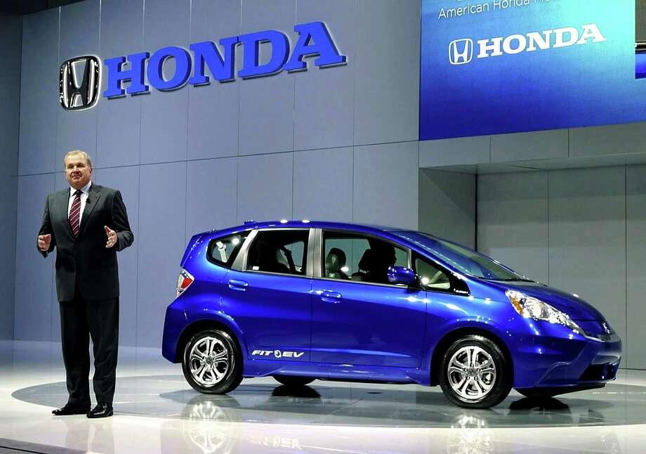 16, 2011, File Photo, Honda Motor Co