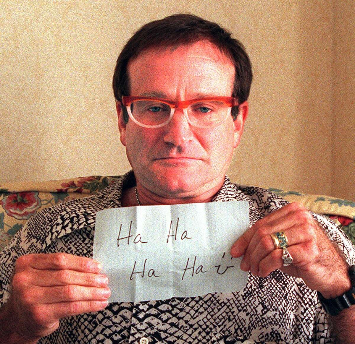 While actor and comedian Robin Williams' was open about his long-term battle with alcoholism and cocaine addiction, he was less public about his mental health issues. His publicist said Williams suffered from severedepression.